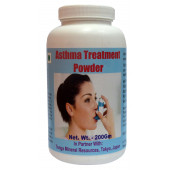 Tonga Herbs Asthma Treatment Powder - 200Gm (Buy Any Supplement Get The Same 60ml drops Free)