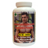 Tonga Herbs Bodymax  Ayurvedic  Complex  Powder - 200Gm (Buy Any Supplement Get The Same 60ml drops Free)