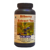 Tonga Herbs Bilberry Extract Tea - 250 Gm (Buy Any Supplement Get The Same 60ml Drops Free)