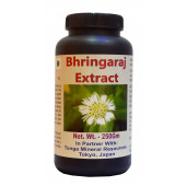 Tonga Herbs Bhringaraj Extract Tea - 250 Gm (Buy Any Supplement Get The Same 60ml Drops Free)