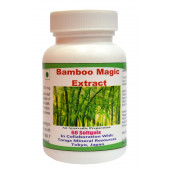 Tonga Herbs Bamboo Magic Extract Softgel - 60 Softgels (Buy Any Supplement Get The Same 60ml Drops Free)