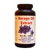 Tonga Herbs Borage Oil Extract Tea - 250 Gm (Buy Any Supplement Get The Same 60ml Drops Free)