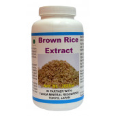 Tonga Herbs Brown Rice Extract Powder - 200Gm (Buy Any Supplement Get The Same 60ml drops Free)