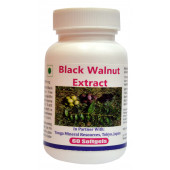 Tonga Herbs Black Walnut Extract Softgel - 60 Softgels (Buy Any Supplement Get The Same 60ml Drops Free)