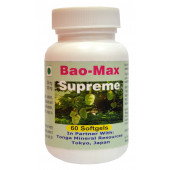 Tonga Herbs Baomax Supreme Softgel - 60 Softgels (Buy Any Supplement Get The Same 60ml Drops Free)