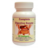 Tonga Herbs Complete Digestive Enzymes Softgel - 60 Softgels (Buy Any Supplement Get The Same 60ml Drops Free)