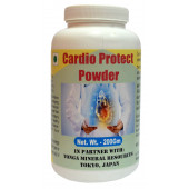 Tonga Herbs Cardio Protect Powder - 200Gm (Buy Any Supplement Get The Same 60ml drops Free)