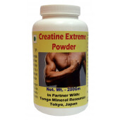 Tonga Herbs Creatine Extreme Powder - 200Gm (Buy Any Supplement Get The Same 60ml drops Free)