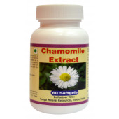 Tonga Herbs Chamomile Extract Softgel - 60 Softgels (Buy Any Supplement Get The Same 60ml Drops Free)