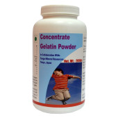 Tonga Herbs Concentrate Gelatin Powder - 200Gm (Buy Any Supplement Get The Same 60ml drops Free)