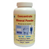 Tonga Herbs Concentrate Mineral   Powder - 200Gm (Buy Any Supplement Get The Same 60ml drops Free)