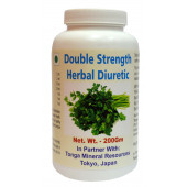 Tonga Herbs Double Strength Herbal Diuretic Powder - 200Gm (Buy Any Supplement Get The Same 60ml drops Free)