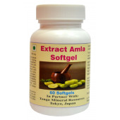 Tonga Herbs Extract Amla Softgel - 60 Softgels (Buy Any Supplement Get The Same 60ml Drops Free)