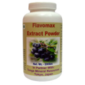 Tonga Herbs Flavomax Extract Powder - 200 Gm (Buy Any Supplement Get The Same 60ml drops Free)