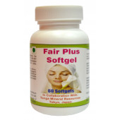Tonga Herbs Fair Plus Softgel  - 60 Softgels (Buy Any Supplement Get The Same 60ml Drops Free)