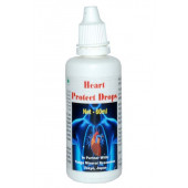 Tonga Herbs Heart Protect Drops - 60 ML (Buy Any Supplement Get The Same 60ml Drops Free)