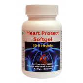 Tonga Herbs Heart Protect Softgel - 60 Softgels (Buy Any Supplement Get The Same 60ml Drops Free)