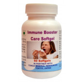 Tonga Herbs Immune Booster Care Softgel - 60 Softgels (Buy Any Supplement Get The Same 60ml Drops Free)
