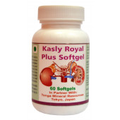 Tonga Herbs Kasly Royal Plus Softgel - 60 Softgels (Buy Any Supplement Get The Same 60ml Drops Free)