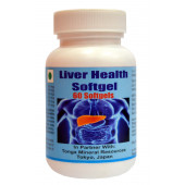 Tonga Herbs Liver Health Softgel - 60 Softgels (Buy Any Supplement Get The Same 60ml Drops Free)