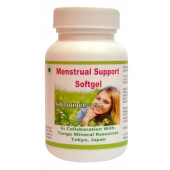 Tonga Herbs Menstrual Support Softgel  - 60 Softgels (Buy Any Supplement Get The Same 60ml Drops Free)
