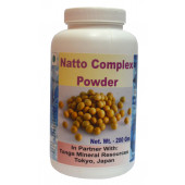 Tonga Herbs Natto Complex Powder - 200Gm (Buy Any Supplement Get The Same 60ml drops Free)