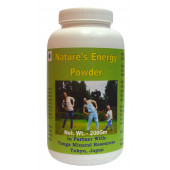 Tonga Herbs Natures Energy Powder - 200Gm (Buy Any Supplement Get The Same 60ml drops Free)
