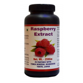 Tonga Herbs Raspberry Extract Tea - 250 Gm (Buy Any Supplement Get The Same 60ml Drops Free)