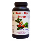 Tonga Herbs Rose-Hip Extract Tea - 250 Gm (Buy Any Supplement Get The Same 60ml Drops Free)