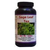 Tonga Herbs Sage Leaf Tea - 250 Gm (Buy Any Supplement Get The Same 60ml Drops Free)