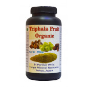 Tonga Herbs Triphala Fruit Organic Tea - 250 Gm (Buy Any Supplement Get The Same 60ml Drops Free)