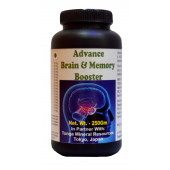 Tonga Herbs Advance Brain And Memory Booster Tea - 250 Gm (Buy Any Supplement Get The Same 60ml Drops Free)
