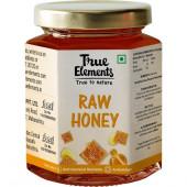 True Elements Raw Honey 350gm