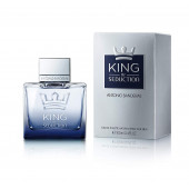 Antonio Banderas King of Seduction Eau de Toilette, 100ml