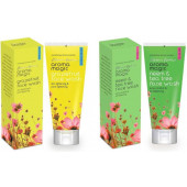 Aroma Magic Grape Fruit & Neem And Tea Tree Pack of 2 Face Wash