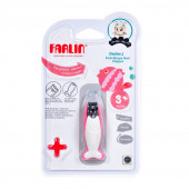 Farlin Fish Nail Clipper-Pink