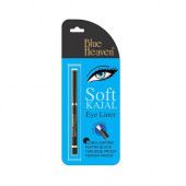Blue Heaven Soft Kajal Eye Liner, Black, 0.31g