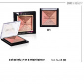 Swiss Beauty Baked Blusher01