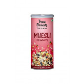 True Elements Strawberry Muesli 400gm