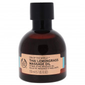 The Body Shop Spa of the World Thai Lemongrass Massage Oil, 170ml