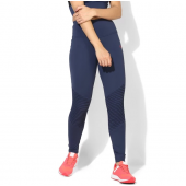 Silvertraq Women's Moto Leggings - Navy Black