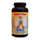 Tonga Herbs Cardio Protect Tea - 250 Gm (Buy Any Supplement Get The Same 60ml Drops Free)