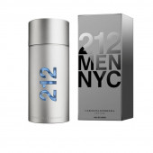 Carolina Herrera 212 Men Nyc Eau De Toilette - 200 ml