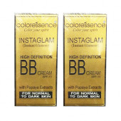 Coloressence High Definition BB Cream SPF-15 (Pack Of 2 )