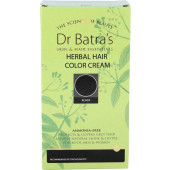 Dr. Batra's Herbal Cream Hair Color  (Black)