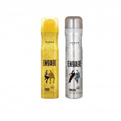 Engage Drizzle and Tease Combo Set (150ML-Pack Of 2)