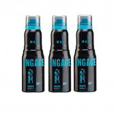 Engage Man Deodorant Mate, (150ml- Pack Of 3)