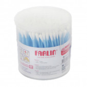 Farlin Cotton Buds-Blue (200Pcs)