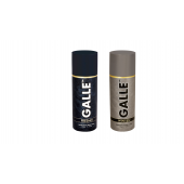 GALLE Fresno & Winsen Deodorant Body Spray (150 ml each) Pack of 2