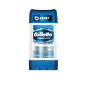 Gillette Imported Endurance Arctic Ice Clear Gel Deodorant Stick-107g